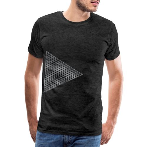 Elitra watermark - Maglietta Premium da uomo