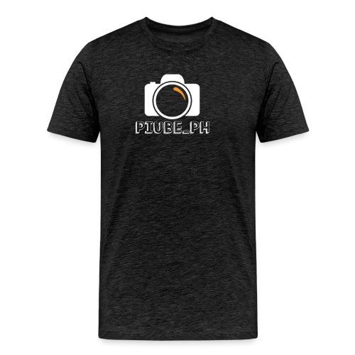 PiubePH - Maglietta Premium da uomo