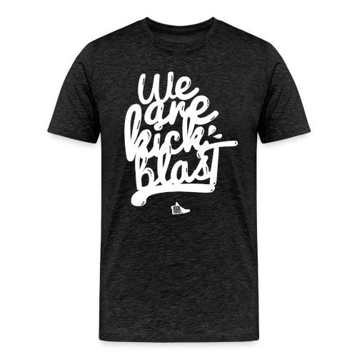we're kickblast 2020 - T-shirt Premium Homme