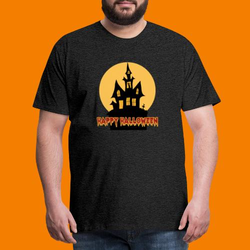 Happy Halloween - Premium-T-shirt herr