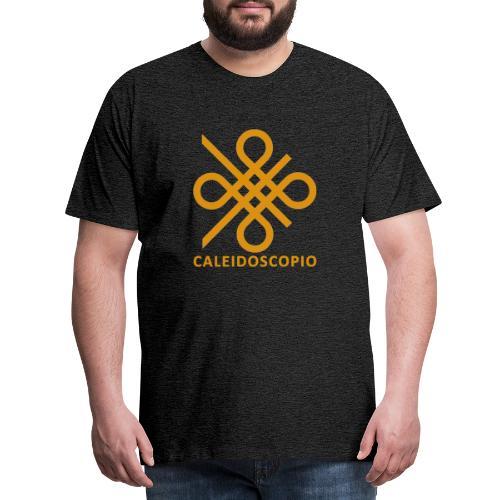 Caleidoscopio Naranja - Camiseta premium hombre