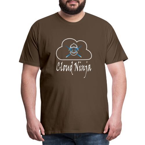 Cloud Ninja - Men's Premium T-Shirt