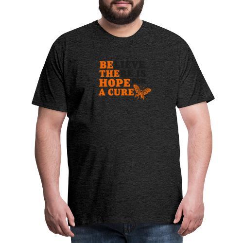 cure black - Männer Premium T-Shirt