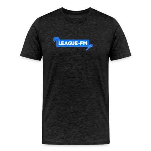 3de - Mannen Premium T-shirt