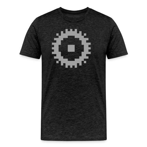 GearMC (solo logo) - Maglietta Premium da uomo