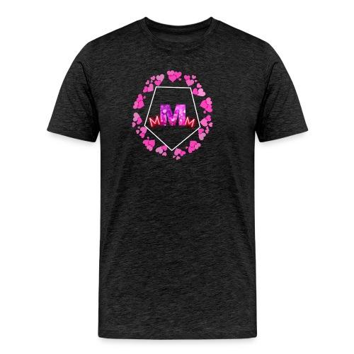 MeowwMegsieMoo - Men's Premium T-Shirt