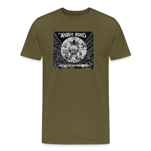 The Day Of The Deadbeats - Men's Premium T-Shirt