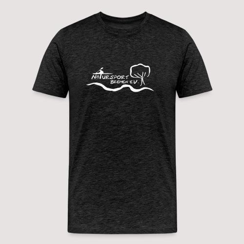 Natursport Bremen Logo - Männer Premium T-Shirt