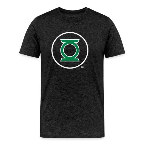Green Lantern Logo Flex - Männer Premium T-Shirt