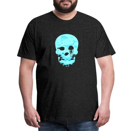 Dead Sea Tshirt ✅ - Männer Premium T-Shirt
