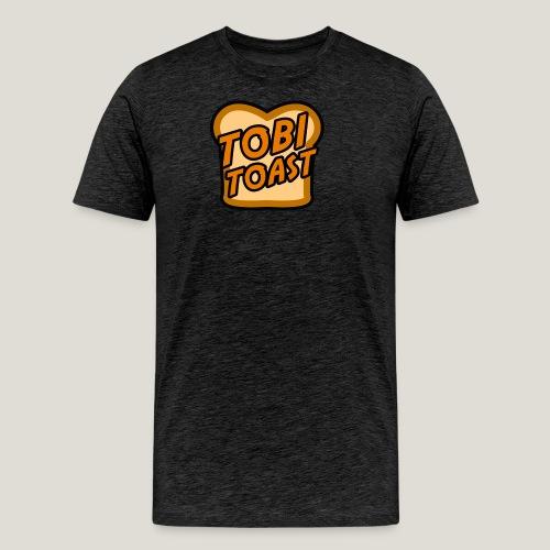 TobiToastTV Logo - Männer Premium T-Shirt
