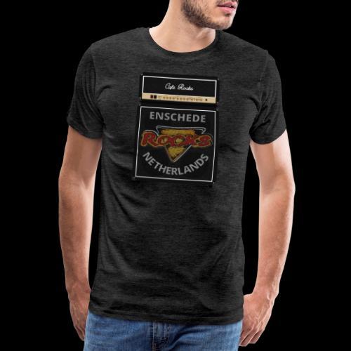 Rocks Amp Stack - Mannen Premium T-shirt