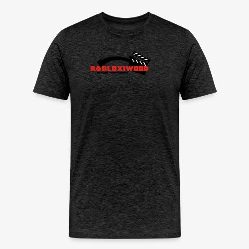 ROBLOXiwood 2017 Logo - Men's Premium T-Shirt