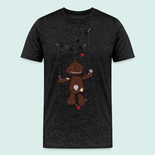 Voodoo doll - Männer Premium T-Shirt