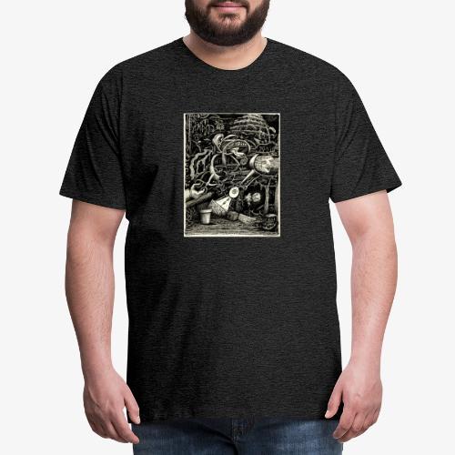 Garden of madness - Men's Premium T-Shirt