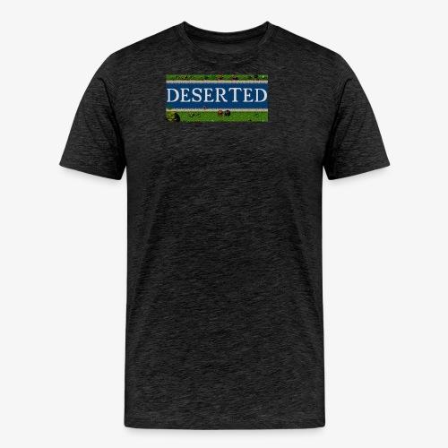 Deserted: The Story of Peter Logo - Maglietta Premium da uomo