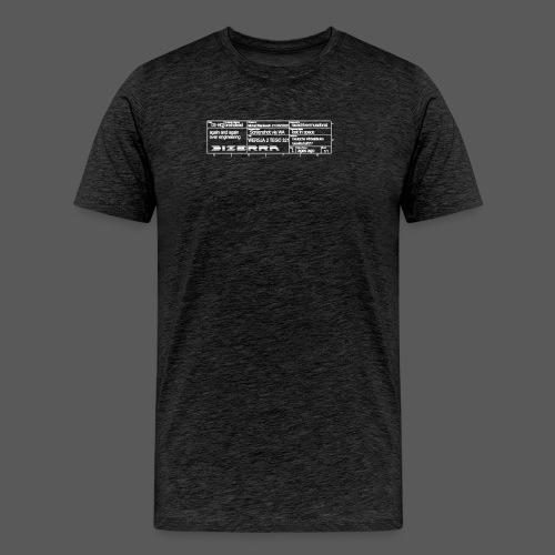 LLS B - Männer Premium T-Shirt