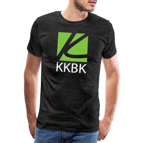 KKBK Logo - Männer Premium T-Shirt