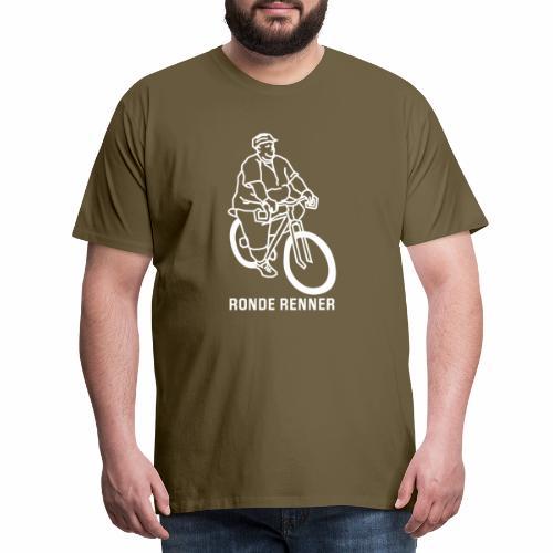 Ronde Renner - Mannen Premium T-shirt
