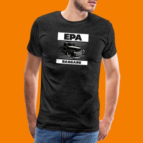 Epa-raggare - Premium-T-shirt herr