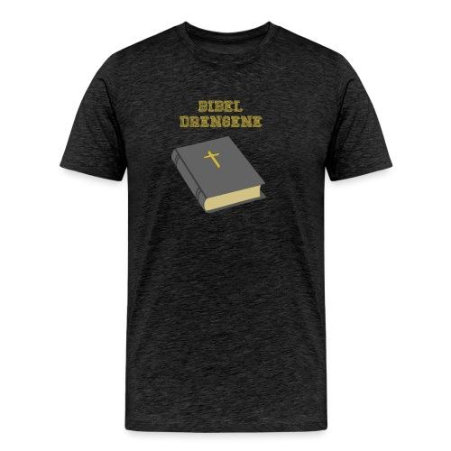 fæællel png - Herre premium T-shirt
