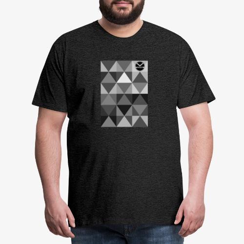 |K·CLOTHES| TRIANGULAR ESSENCE - Camiseta premium hombre
