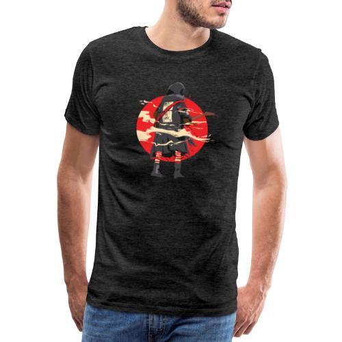 Japrock - Maglietta Premium da uomo