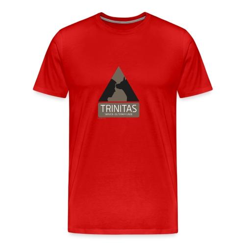 Trinitas Shirts - Herre premium T-shirt