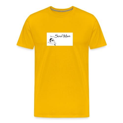 Soul man - Men's Premium T-Shirt