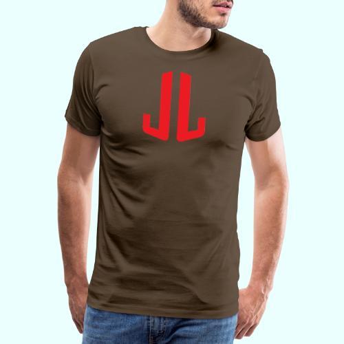 BodyTrainer JL - Miesten premium t-paita