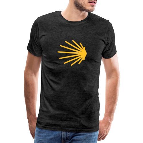 jakobsmuschel klassisch - Männer Premium T-Shirt