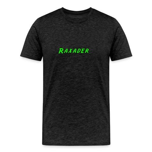 Raxader Original - Men's Premium T-Shirt