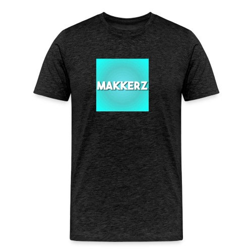 Makkerz Logo 2 - Men's Premium T-Shirt