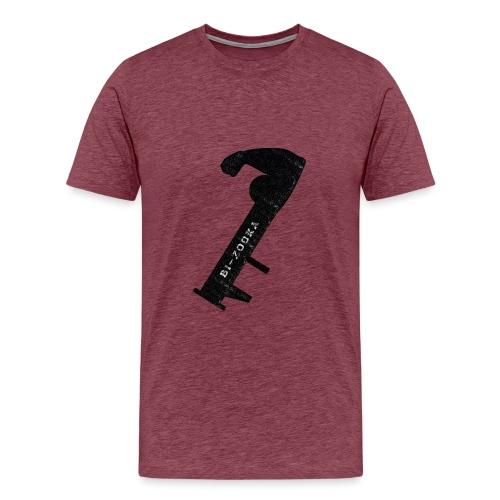 bi zooka - Herre premium T-shirt