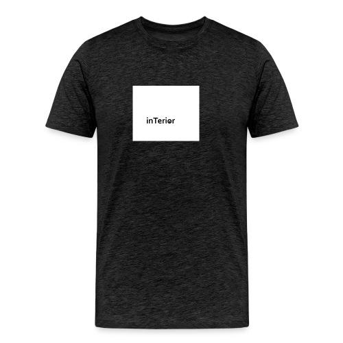 inTerior - Koszulka męska Premium