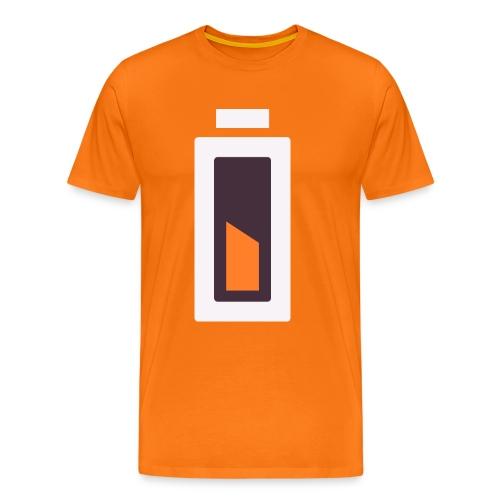 Batterie - En charge... - T-shirt Premium Homme