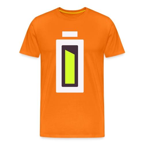 Batterie - Ready ?! - T-shirt Premium Homme