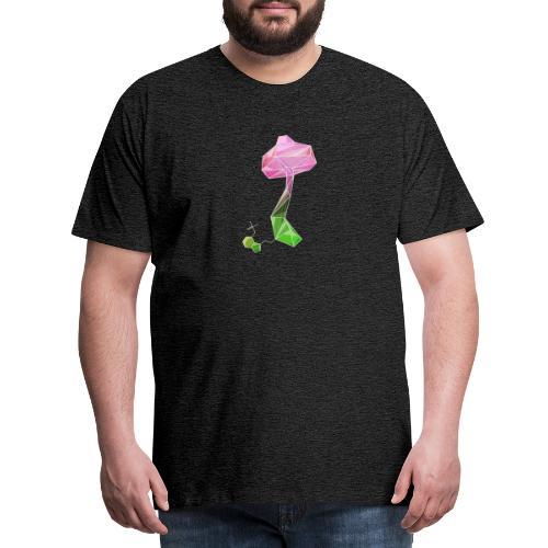 psylocibin mushroom - Männer Premium T-Shirt
