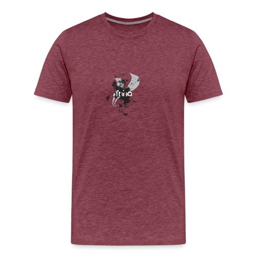 Ninho Flyng Sketch - Maglietta Premium da uomo