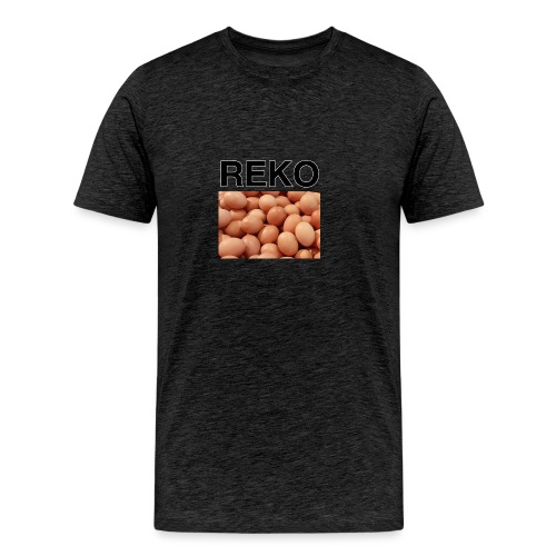 REKOpaita kananmunat - Miesten premium t-paita