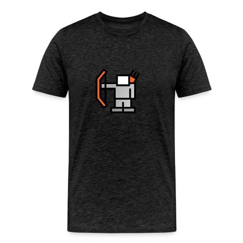 Archer - Mannen Premium T-shirt