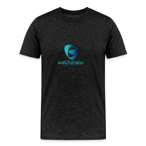 Wellfulness Sport Clasic - Camiseta premium hombre