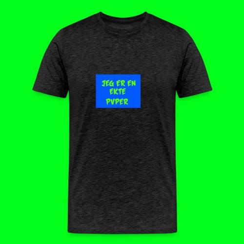 GotPvpGeneseren - Premium T-skjorte for menn