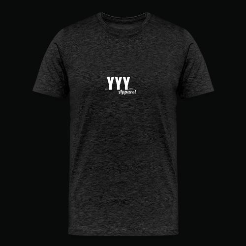'Classic' YYY Apparel Design - Men's Premium T-Shirt