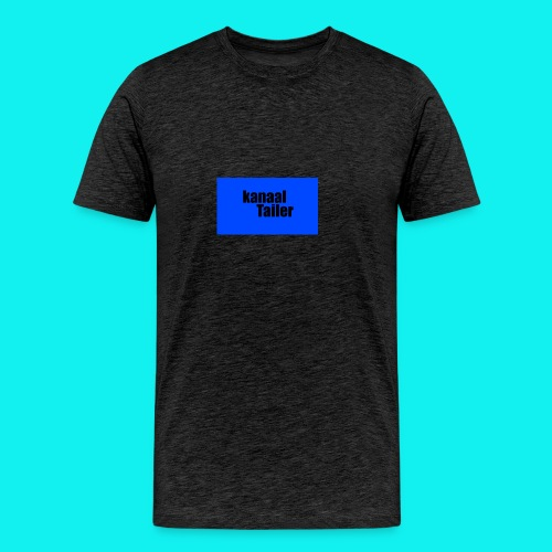 5s hoesje - Mannen Premium T-shirt
