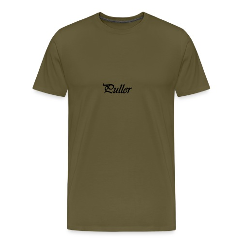 Puller Slight - Mannen Premium T-shirt