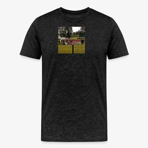Footbal Match Squadre Calcio - Maglietta Premium da uomo
