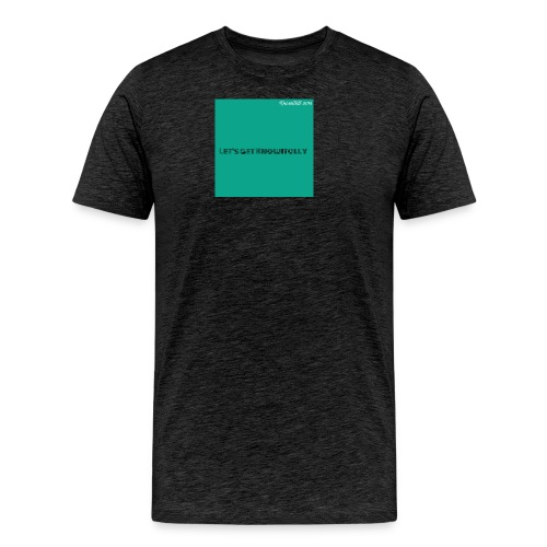 Let's get Knowitally Custom Standards - Men's Premium T-Shirt