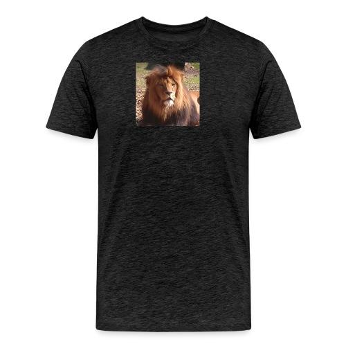 Lejon - Premium-T-shirt herr