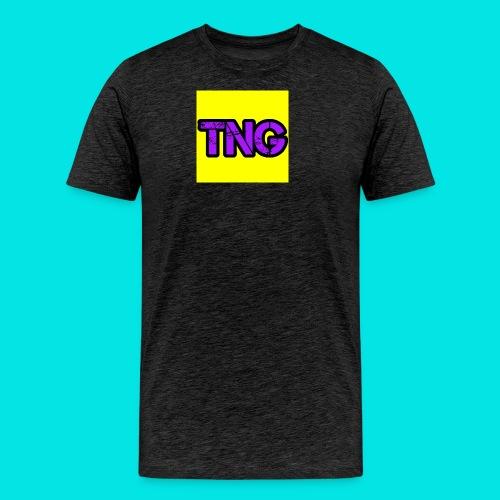 New TNG LOGO - Men's Premium T-Shirt